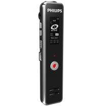 飞利浦 PHILIPS 数码录音笔 VTR5100 8GB (睿智锖)