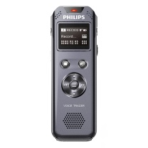 飞利浦 PHILIPS 录音笔 VTR5810 8G 会议采访 学习记录 高品质PCM无损 伸缩式USB直插 快充功能