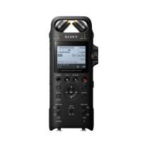 索尼 SONY 专业数码录音笔 PCM-D10 16GB 黑色 数字降噪Hifi无损播放 大直径三向双麦克风