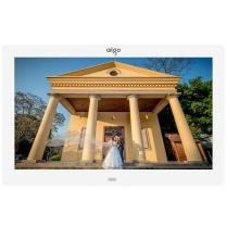 爱国者 aigo 数码相框 DPF101 10.1英寸 高清电子相册 智能家居 可遥控 支持音乐视频 (白)
