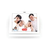 数码相框 微信相框W-M2 腾讯官方出品电子相册 9.7英寸2k高清触屏 摄像头视频通话 小程序互联广告机 16G智能数码相框