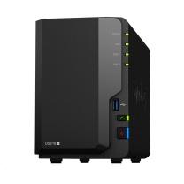 群晖 Synolog NAS网络存储服务器 DS218+ 2盘位  (2*8T酷狼盘)