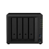 群晖 Synolog 网络存储设备 DS918+ 四盘位(无内置硬盘)