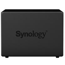 群晖 Synolog 网络存储服务器 DS1019+ 5盘位NAS  (配西部数据_4T*5)