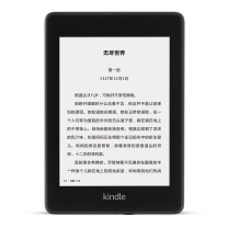 Kindle 电子书阅读器 经典版四代8G 6英寸 (黑色) (纯色套装)wifi*MOLESKINE-经典黑