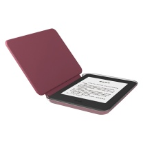 Kindle 电子书阅读器 墨水屏经典版 第四代32G 6英寸  (纯色套装) wifi 烟紫色-Nupro保护套