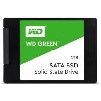 西部数据 WD 固态硬盘 Green系列 1TB  SATA3.0接口 日常家用普及版