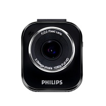 飞利浦 PHILIPS 行车记录仪 ADR610s 6层全玻璃镜头1080P全高清夜视非360全景