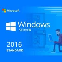 微软 Microsoft 服务器系统 Server 2016 Windows Server 2016服务器系统