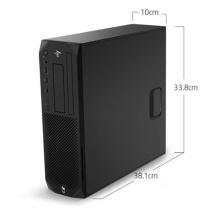 惠普 HP 台式机电脑 Z2G4SFF /i7- 8700/ 内存8G/显卡2G/硬盘1T+HP液晶V214B/WIN7-64位旗舰版 HT  -GD
