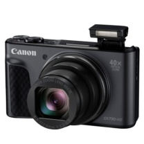 佳能 Canon 相机(内存卡套装) SX720 HS (银色)