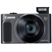 佳能 Canon 数码相机 PowerShot SX620 HS (黑色) 配64G卡