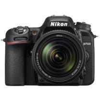 尼康 Nikon 单反机身 D7500  不含镜头 含包和32G