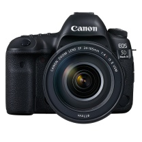 佳能 Canon 单反套机 EOS 5D Mark IV EF 24-105mm f/4L IS II USM 全画幅 3040万像素 61点对焦
