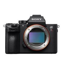 索尼 SONY 全画幅微单数码相机 单机身 ILCE-7RM3 约4240万有效像素 4K视频 5轴防抖 a7RM3/a7r3