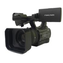 索尼 SONY 摄像机 HXR-NX200 专业摄像机 1英寸CMOS 4K手持式摄录一体机