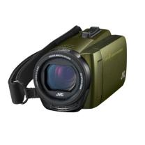 杰伟世 摄像机 GZ-R465GAC 4G内存 (军绿色)