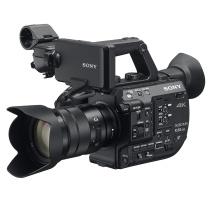 索尼 SONY 专业摄像机 PXW-FS5M2K 含28-135镜头