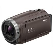 索尼 SONY 高清数码摄像机 HDR-CX680 5轴防抖30倍光学变焦  (陵斯特 LST 800三脚架+雷克沙64GSD卡633X+CV MRC-UV镜+QGX-X1多合一高清线+读卡器)