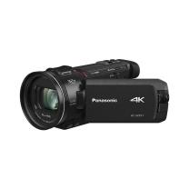 松下 Panasonic 高清数码摄像机4K高清便携摄像机 HC-WXF1GK-K (黑色)