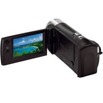 索尼 SONY 数码摄像机 HDR-CX450 含64G卡/包/三脚架/国产电池