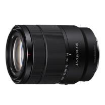索尼 SONY 相机镜头 E 18-135mm F3.5-5.6