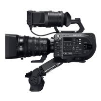 索尼 SONY 摄像机 PXW-FS7M2K (黑色) 含镜头18-110MM+索尼QD64GB专用卡+索尼VG1枪式麦克风+索尼电池