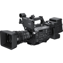 索尼 SONY 摄像机 PXW-FS7(套餐三) (黑色) 含镜头18-110MM