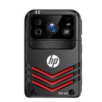 惠普 HP 执法记录仪4G实时传输监控WiFi现场记录仪 官方标配 DSJ-M5 128G