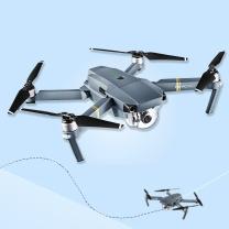 大疆 DJI 迷你可折叠4K超清航拍无人机 全能套装 御Mavic Pro 官方标配