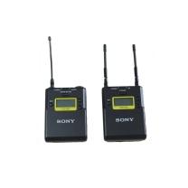 索尼 SONY 无线麦克风套件 UWP-D11 无线话筒,需搭配摄像机使用
