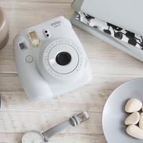 富士 FUJIFILM 拍立得相机 MINI9  一次成像相机 (mini8升级款)