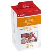佳能 Canon 原装6寸相纸 RP-108 仅适用于CP1300/CP1200/CP910  108张/盒