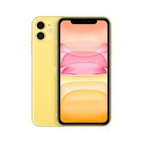苹果 Apple 手机 MWNJ2CH/A iPhone 11 (A2223) 256GB 移动联通电信4G手机 双卡双待 (黄色)