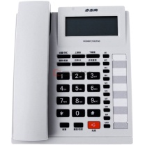 步步高 HCD007(159)TSDL 来电显示电话机 白(单位:台)