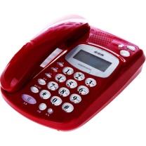 步步高 HCD007(6132)TSDL 来电显示电话机 红 单位:台