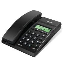 飞利浦 PHILIPS 电话机 CORD040 (蓝色) 来电显示