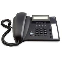 集怡嘉 电话机 HCD8000(6) P/TS (5020) (黑色)