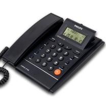 飞利浦 PHILIPS 电话机 CORD042 (蓝色)