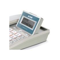 步步高 BBK 电话机 HCD007(6101)TSDL HCD007(6101)TSDL (银色) 带分机口