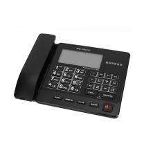 盈信 HCD0008(238)P/TSDL 自动录音有绳电话机 黑色(单位:台)