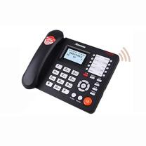 纽曼 2086 语音导航通讯录座式电话机 黑色(单位:台)
