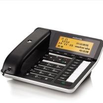 摩托罗拉 CT700C 32G 录音电话机 黑色(单位:个)