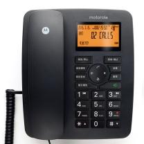 摩托罗拉 MOTOROLA 插卡录音电话机 CT111C (黑色)