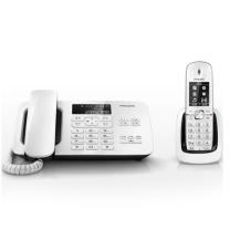 飞利浦 PHILIPS 无线 子母机电话机 DCTG492 (白色)