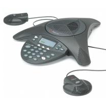 宝利通 Polycom 音频会议电话 SoundStation 2 EX 扩展型  (不带扩展麦克)