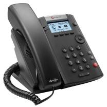 宝利通 Polycom 音视频会议系统终端全向麦克风八爪鱼会议IP电话 VVX201  不含电源
