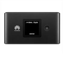 华为 HUAWEI 上网卡三网移动电信联通 4G无线路由器 车载 3000毫安电池 随身WiFi E5577