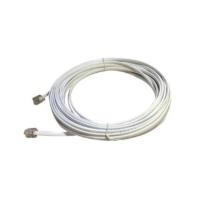 思诺亿舟 SNIT 电话线 10米 (白色)