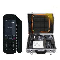 3AN卫星电话IsatPhone2海事二代卫星手机GPS手机位置定位太阳能充电箱正品卫星二代海事电话 IsatPhone2